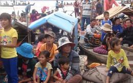 Lênh đênh người Việt Biển Hồ