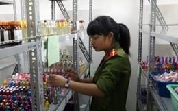 Nhiều thùng nguyên liệu nước hoa thiên nhiên Miss Đà Lạt quá hạn