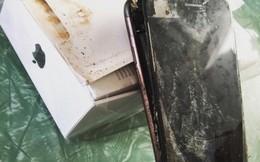 Sau Samsung Note 7, đến lượt iPhone 7 phát nổ