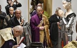 Nhật Bản ra mắt robot thuyết giảng kinh Phật