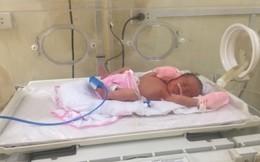 Sau cú ngã đập mông xuống đất, bà bầu phải mổ cấp cứu lấy thai
