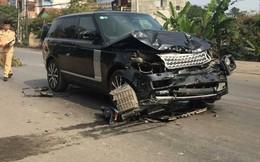 Thái Nguyên: Xe Range Rover đâm nữ hiệu trưởng tử vong rồi bỏ chạy