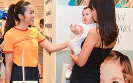 Vợ chồng Tăng Thanh Hà, Hà Anh hẹn nhau sắm Tết cho các thiên thần nhỏ