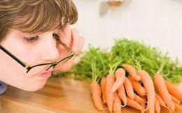 Thực phẩm cho đôi mắt sáng