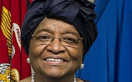 Tôn vinh cựu Tổng thống Liberia với giải thưởng danh giá 5 triệu USD