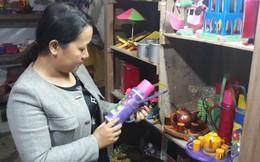 Cô giáo mầm non biến phế liệu thành đồ chơi cho trẻ em