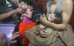 Nhiều trẻ em Syria thương vong nghi bị tấn công bằng chất độc thần kinh sarin