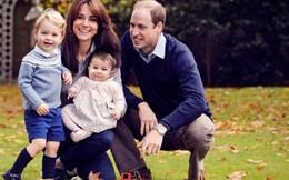 Gia đình hoàng tử William tung bộ ảnh cực 'hot'