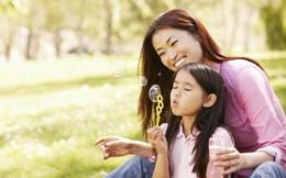 Hạnh phúc khi có con gái