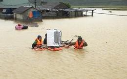Thông tin mới về thiệt hại do mưa lũ ở miền núi phía Bắc