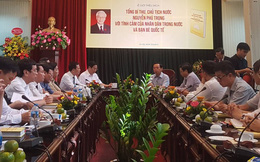 Tổng Bí thư, Chủ tịch nước Nguyễn Phú Trọng với tình cảm của nhân dân trong nước và bạn bè quốc tế