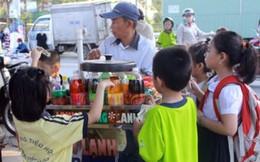Bước thụt lùi trong nói không với thực phẩm bẩn cho trẻ em?