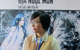 Cô gái 9X giành giải bạc thi truyện tranh quốc tế