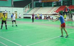 Bắc Giang: Giải cầu lông truyền thống phụ nữ nhân dịp 8-3