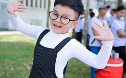 Diễn viên nhí Hữu Khang không nhớ hết các phim đã đóng từ lúc 3 tháng tuổi