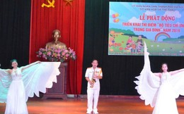 Hà Nội: Phát động thực hiện Bộ tiêu chí ứng xử trong gia đình