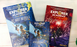 Bộ truyện 'bom tấn' của National Geographic sắp ra mắt độc giả Việt
