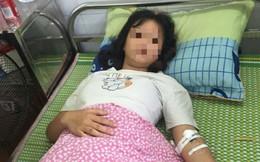 """Nữ sinh 14 tuổi bị 3 """"đàn chị"""" đánh hội đồng đến nhập viện"""