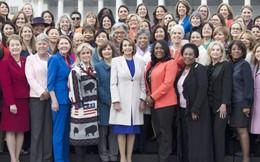 Bước tiến nữ quyền và cảm hứng đấu tranh của phái nữ Mỹ