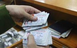 Thẻ căn cước công dân gây phiền toái trong giao dịch, sử dụng