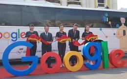 Xe bus kỹ thuật số hỗ trợ khởi nghiệp tại 59 tỉnh thành