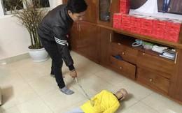 Điều tra người bố bạo hành con trai 10 tuổi đến tiều tụy