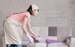 Tiện ích với ứng dụng dịch vụ dọn nhà cuối năm
