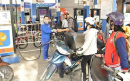 Giá xăng dầu tiếp tục tăng từ 16h00 ngày 2/5