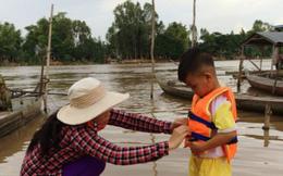 Bảo vệ trẻ trước nguy cơ đuối nước