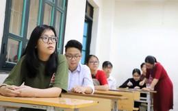 Sáng nay, hơn 85.000 học sinh Hà Nội làm thủ tục thi vào lớp 10