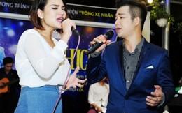 Duyên Anh Idol cởi giày nhảy hết mình trên sân khấu
