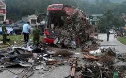 2 nạn nhân nặng nhất vụ tai nạn xe khách ở Hòa Bình là trẻ em