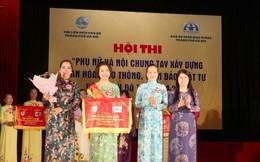 Phụ nữ Hà Nội chung tay xây dựng văn hóa giao thông
