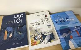 3 nhà văn nữ Y Ban, Thùy Dương, Võ Thị Xuân Hà cùng ra mắt truyện mới