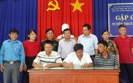 Hội LHPN Quảng Ngãi phối hợp tuyên truyền pháp luật về biển đảo cho ngư dân