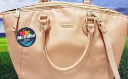 Túi Vascara màu lòng tôm trẻ trung, bắt mắt