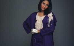 Trương Thị May nổi bật trong bộ váy 30 năm trước của mẹ