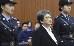 Nữ quan tham từng bị truy nã gắt gao nhất Trung Quốc nhận án tù