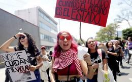 Cứ mỗi ngày lại có thêm 9 phụ nữ tại Mexico bị sát hại