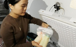 Đôi vợ chồng trẻ không ngại đi gom sữa khắp nơi để lập 'Tủ sữa mẹ miễn phí'