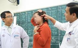Kỹ thuật mới cứu nữ bệnh nhân bị túi phình mạch máu não