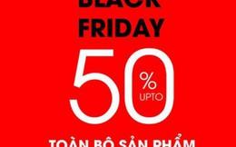 Xin nghỉ làm để săn hàng giảm giá Black Friday mà phải ra về tay không