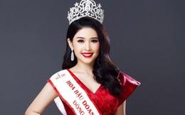 Hoa hậu Phạm Hoàng Diễm My khoe vòng eo 55cm