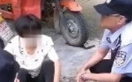 Ném con từ cầu treo 10m sau khi cãi nhau với mẹ chồng