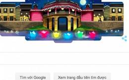 Google lần đầu đưa biểu tượng Phố cổ Hội An lên Google Doodles