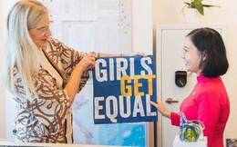 Trải nghiệm 'một ngày làm đại sứ' của nữ sinh Sư phạm Hà Nội