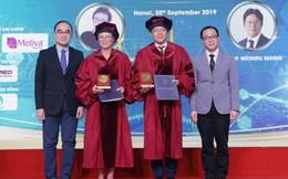 Vinh danh 2 Giáo sư quốc tế trong ngành phẫu thuật tạo hình