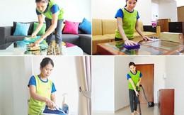 Nữ lao động giúp việc gia đình có thể thu nhập 30 triệu đồng/tháng
