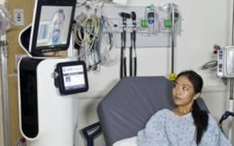 """Bác sĩ robot sẽ """"thống trị"""" ngành y tế?"""