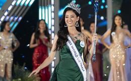Lương Thùy Linh đăng quang Hoa hậu Việt Nam Thế giới 2019